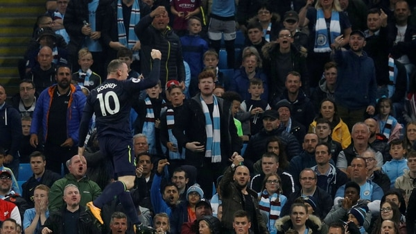 El delantero Wayne Rooney está cerca de jugar en a MLS (Reuters)