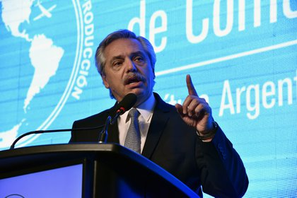Alberto Fernández (Prensa CICyP)