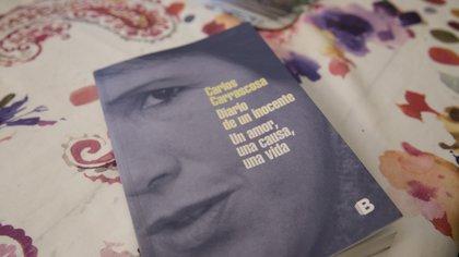 """El nuevo libro de Carrascosa, """"Diario de un Inocente"""" (Lihueel Althabe)"""
