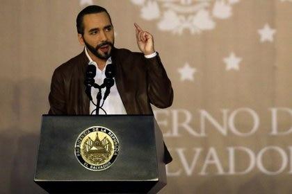 President of El Salvador, Naib Bukelle