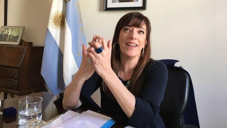 Paula Bertol, embajadora argentina ante la OEA
