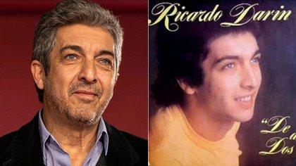 Solo siete mil copias vendidas en Bahía Blanca y poemas de su autoría: el pasado como cantante de Ricardo Darín