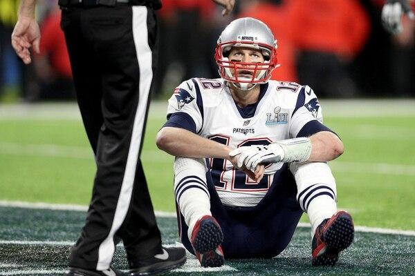 Brady aseguró que el retiro no está en sus planes (AFP)