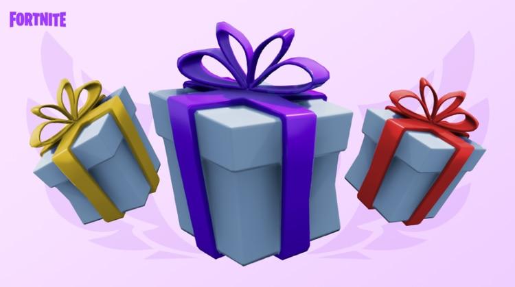 Estos presentes fueron lanzados para atraer nuevos jugadores a Fortnite (Foto: especial)