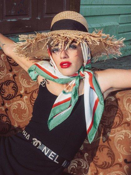 Belén Chavanne, una de las influencers de moda nominadas a los Martín Fierro de Moda