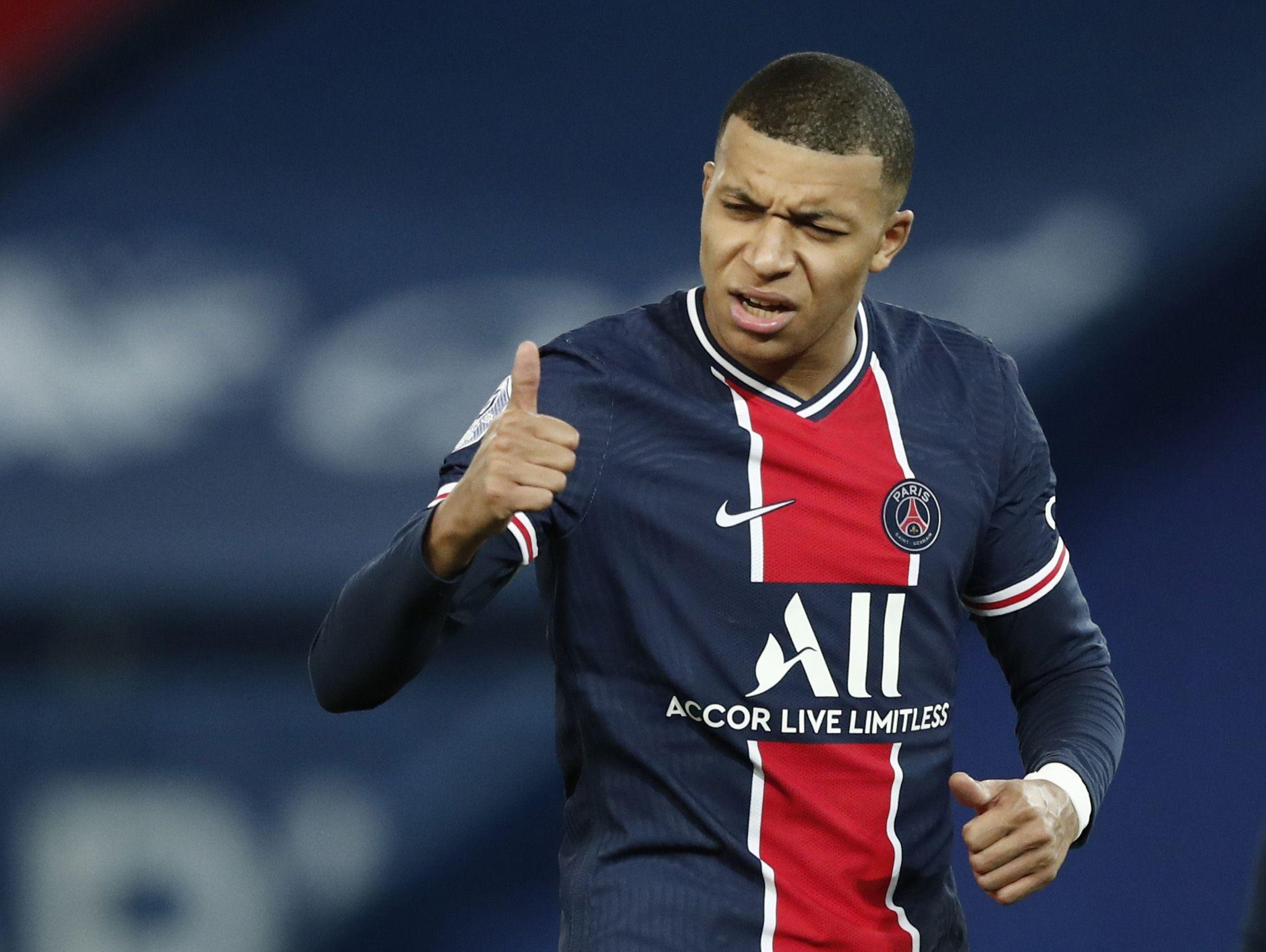 Kylian Mbappé es una de las grandes figuras del PSG (REUTERS/Benoit Tessier)