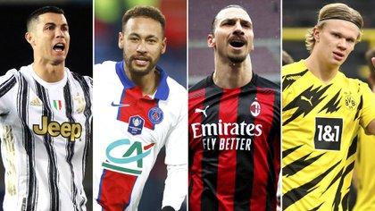 Cuánto cobran las estrellas del fútbol mundial