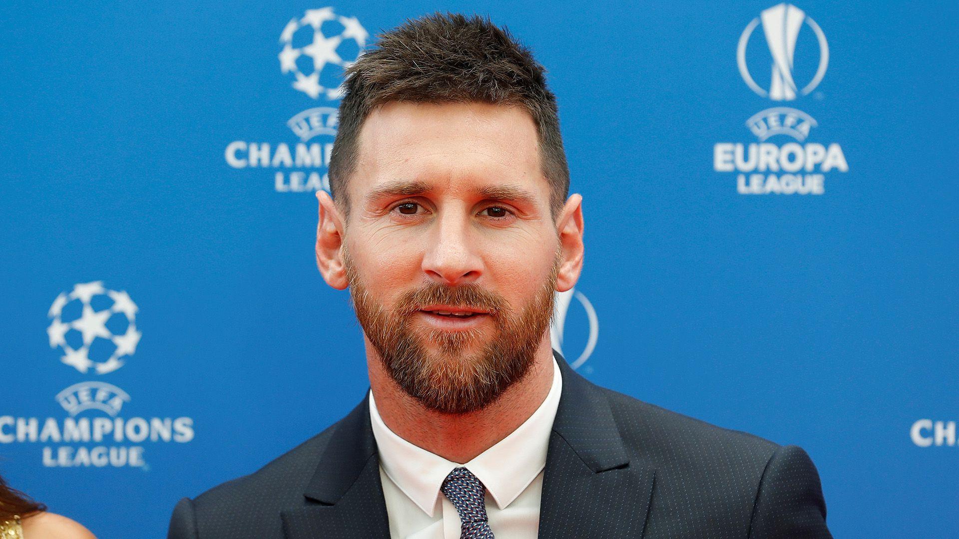 Lionel Messi aún no ha jugado ni un minuto en esta temporada