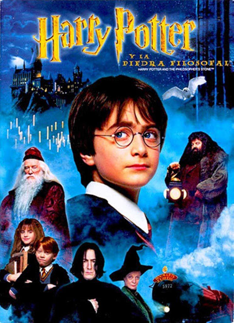 """Póster de """"Harry Potter"""""""