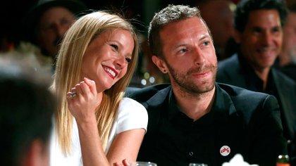 Gwyneth Paltrow y Chris-Martin se separaron en 2014. Hoy siguen siendo grandes amigos e intentan ser los mejores padres de sus dos hijos  (AP)