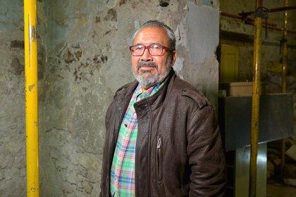 Arquitecto Raúl Barrera, encargado del PAU (Foto: INAH)