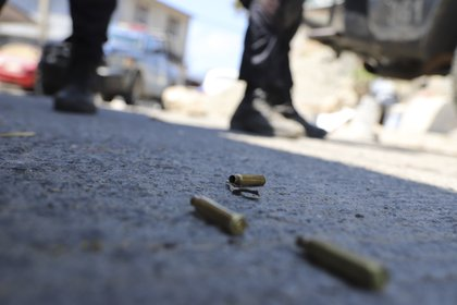 El pasado 3 de julio, el hoy occiso había sido perseguido por un grupo armado en varias calles de la colonia Pemex. (Foto: Cuartoscuro)