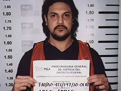 José Jorge Balderas Garza, El JJ. Amigo del narcotraficante Édgar Valdez Villarreal, La Barbie (Foto: Archivo)