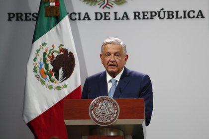 Se cuestionó a los mexicanos en cuanto a los atributos del presidente. Entre ellos, la capacidad de dar resultados bajó de 45 a 37%, (Foto: EFE/José Méndez)