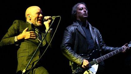La canción de R.E.M. fue bajada por miles de personas y tuvo casi 2 millones de escuchas por streaming (Grosby)
