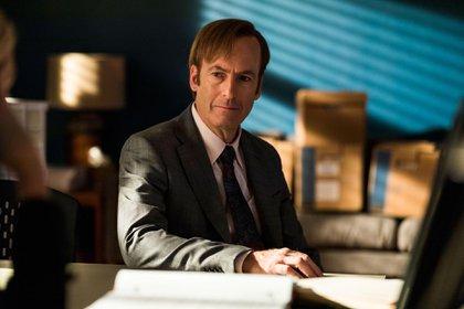 """Better Call Saul"" está protagonizada por Bob Odenkirk"