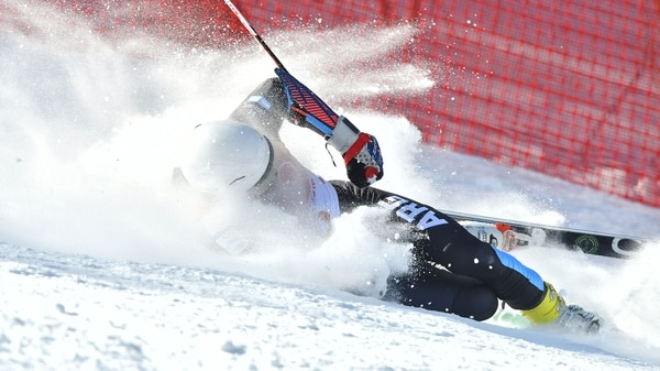 Gastaldi deberá operarse y estará fuera de la competencia por varios meses (Foto: AFP)