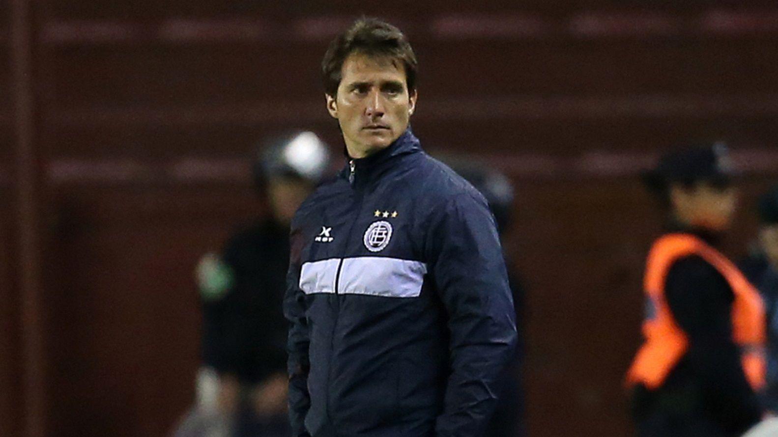 El Mellizo Guillermo como entrenador de Lanús ganó la Sudamericana 2013