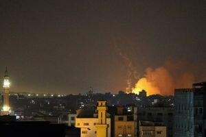 Israel inició operaciones terrestres en la Franja de Gaza mientras continúan los ataques aéreos contra Hamas