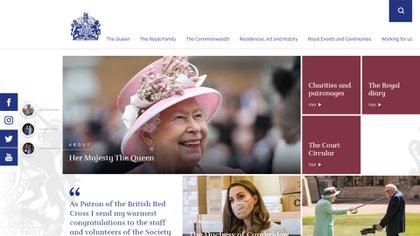 El sitio web ya no despliega la opción de ir hacia la cuenta oficial del RoyalSussex