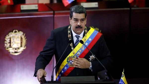 Nicolás Maduro será el único candidato por el chavismo (REUTERS)