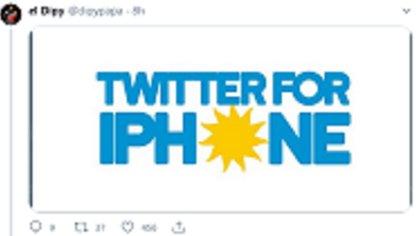 El músico destacó que el actor tuiteó desde un teléfono norteamericano