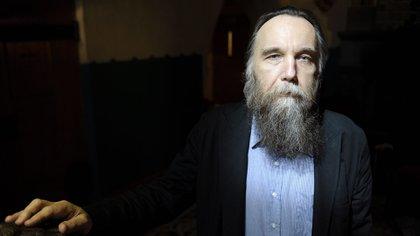 "Politólogo ruso, ideólogo de la creación del imperio ""eurosiático"", Aleksandr Dugin. Helsinki, Finlandia. (Heikki Saukkoma/Shutterstock)"