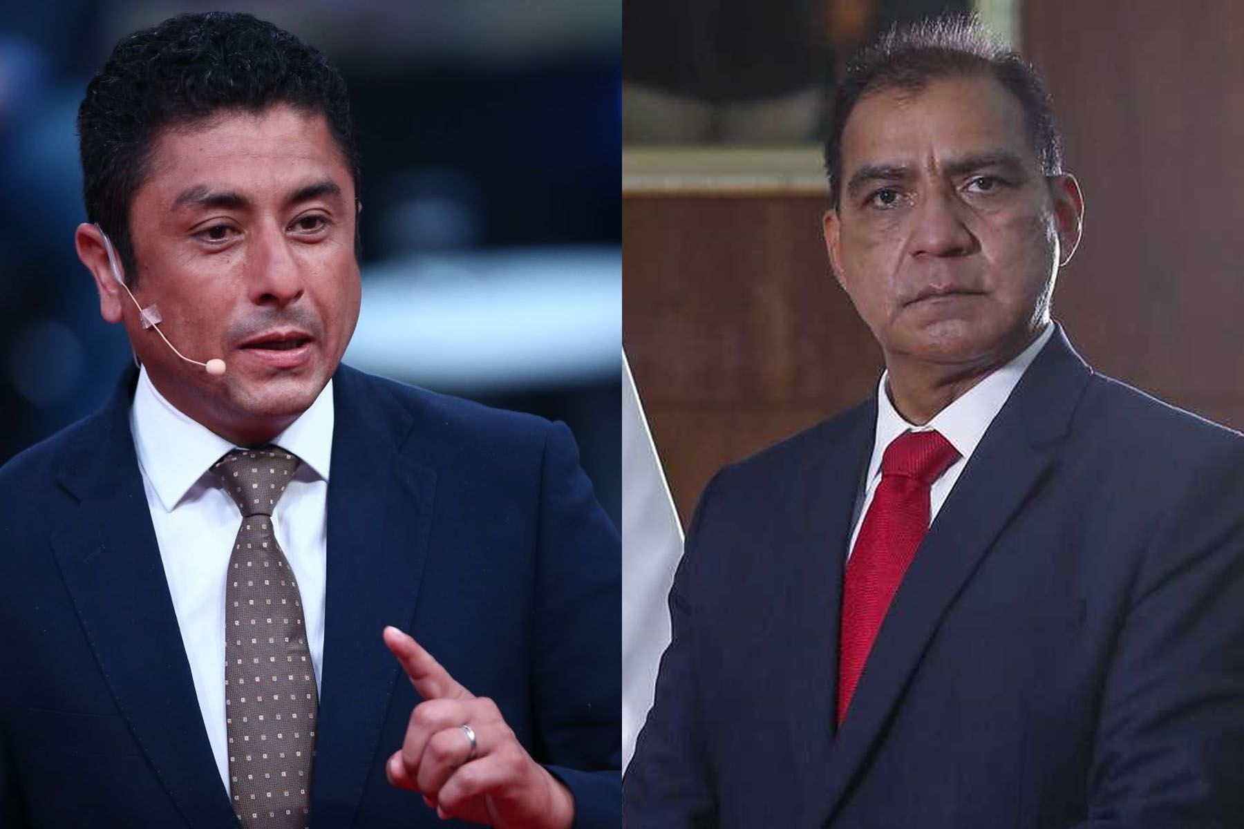 """Bermejo sobre ministro del Interior: """"Es de mala fe creer que usará información privilegiada en favor de Perú Libre"""""""