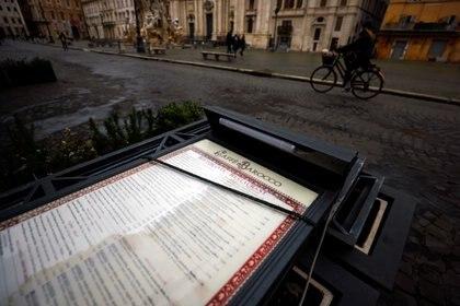 Italia es uno de los países europeos más afectados por la pandemia (REUTERS/Guglielmo Mangiapane)