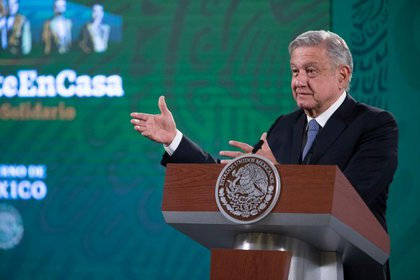 Andrés Manuel López Obrador, presidente de México. (Foto: Presidencia de México)