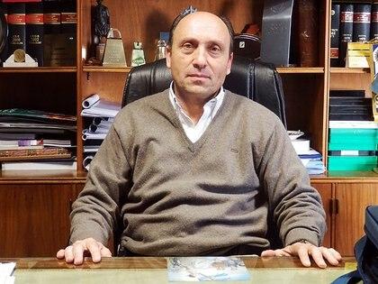 Horacio Salaverri, presidente de CARBAP