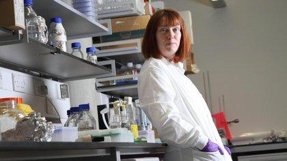 Sarah Gilbert, la investigadora que lidera el desarrollo de la vacuna de Oxford