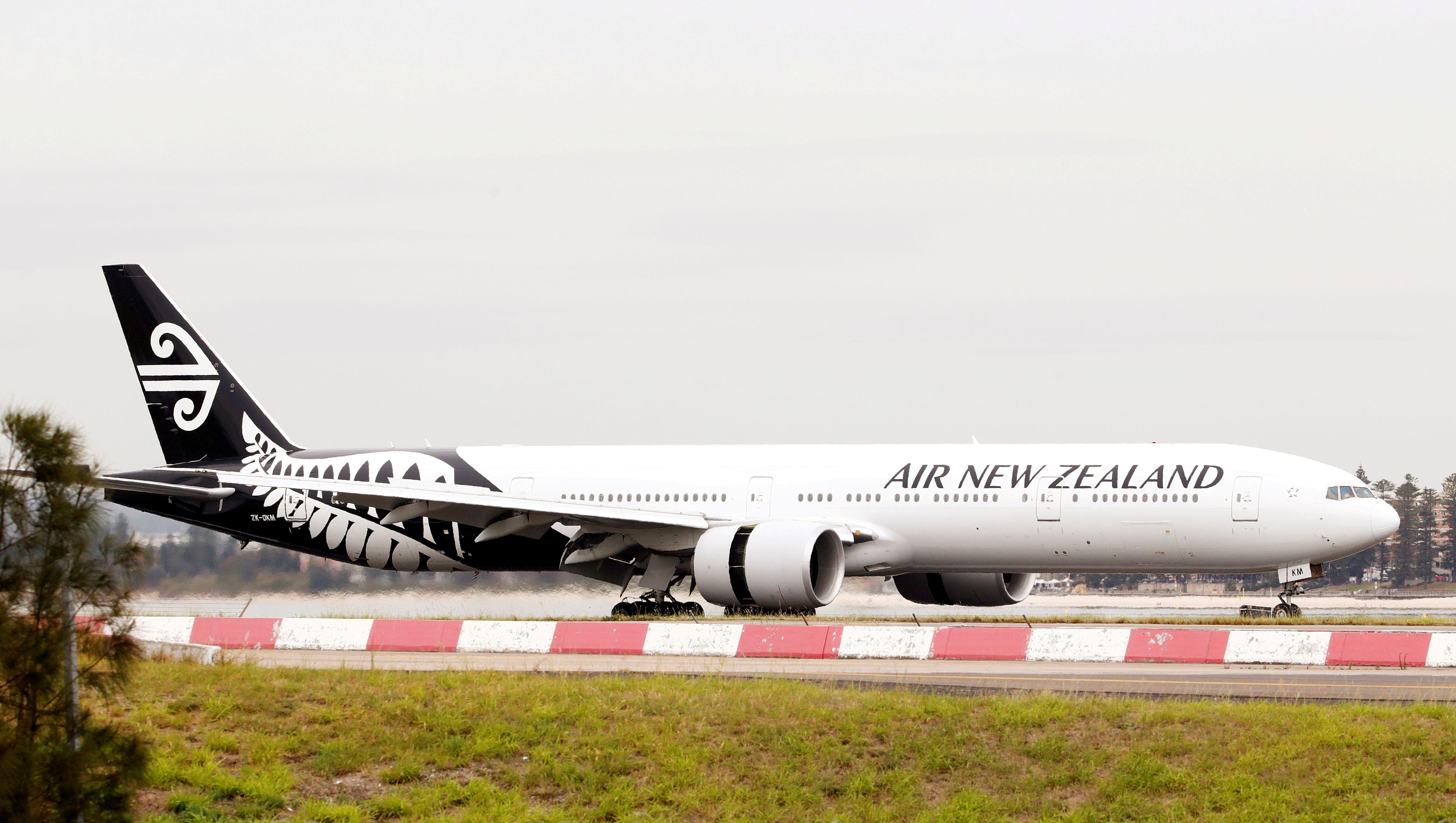 Air New Zealand canceló su operación al comienzo de la pandemia