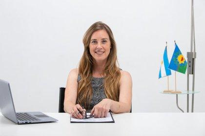 Agustina Vila, directora general de Cultura y Educación (CEDOC)
