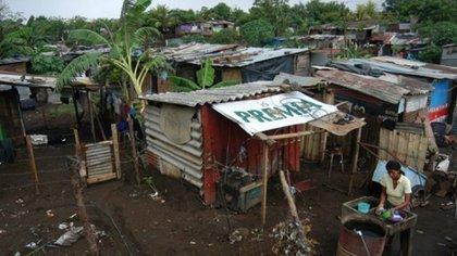 Tres de cada 10 nicaragüenses viven con menos de 1.70 dólares al día. (Cortesía La Prensa)