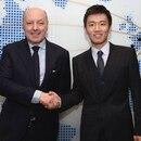 Giuseppe Marotta asumió como nuevo director deportivo del Inter (@Inter)