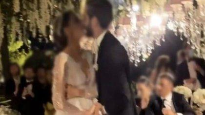 Celebran boda COVID en el Edomex (Foto: Facebook / @conozcalo.xalape)