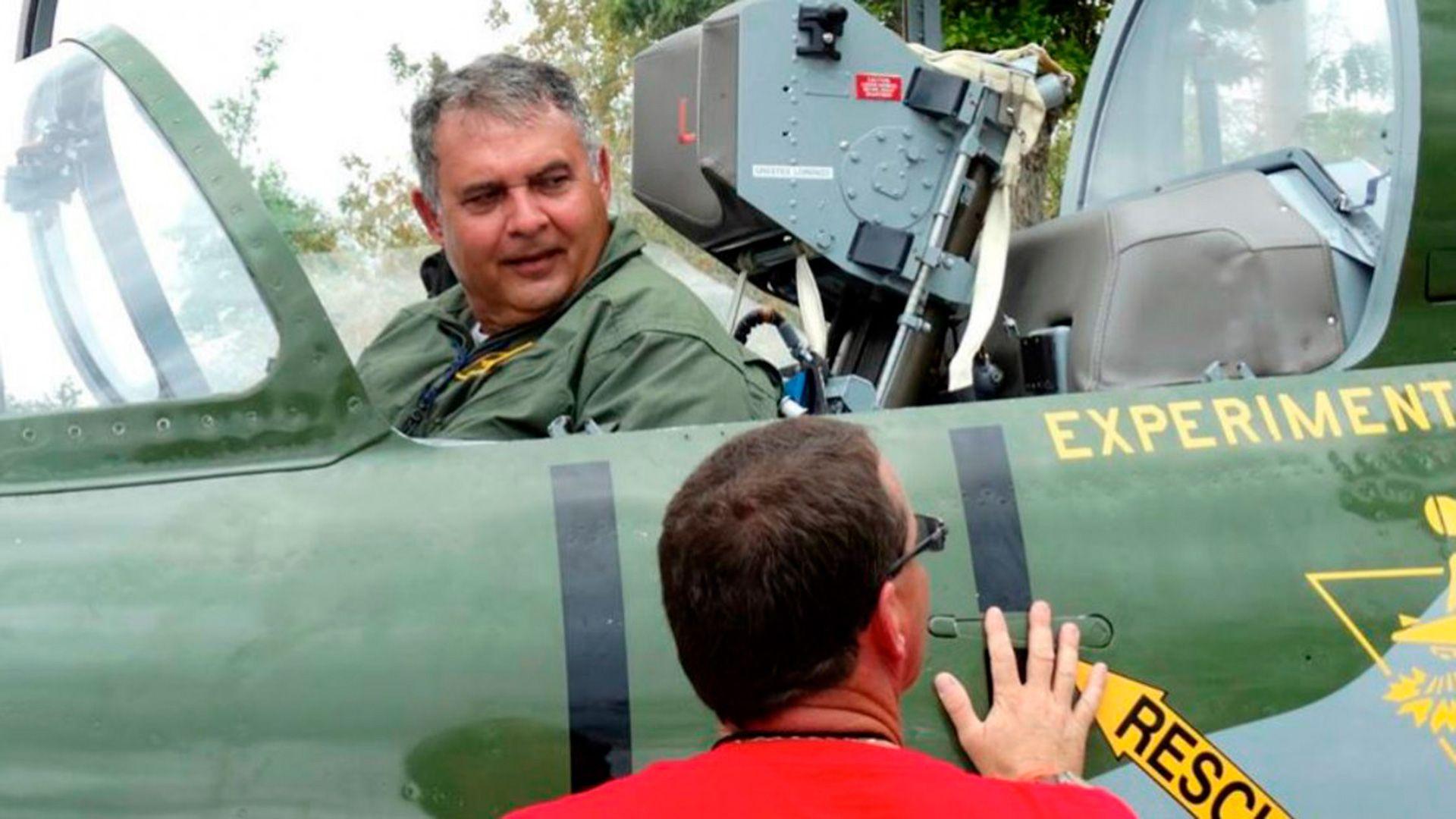 Orestes Lorenzo piloto cuba