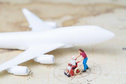 El reto es lograr que los entornos, productos y servicios turísticos puedan ser disfrutados por todos en igualdad de condiciones (Shutterstock)