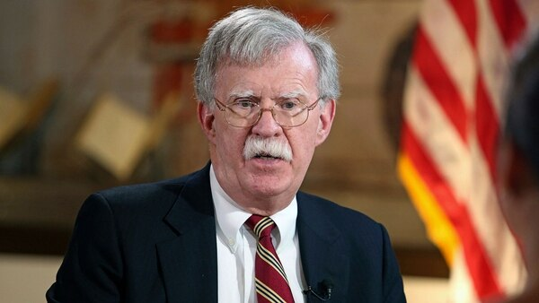John Bolton, consejero de Seguridad Nacional de EEUU (Reuters)