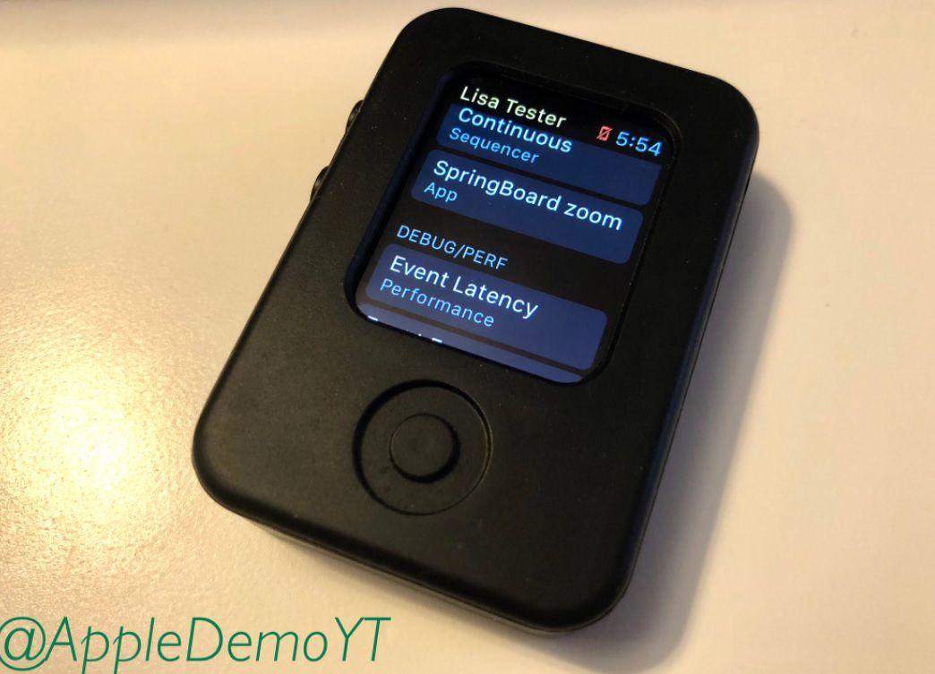 prototipo -apple watch