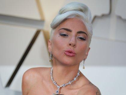 La cantante y actriz Lady Gaga. EFE/ Emilio Flores/Archivo