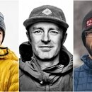 David Lama, Jess Roskelley y Hansjorg Auer