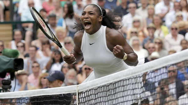 Serena Williams (Reuters/Andrew Couldridge)