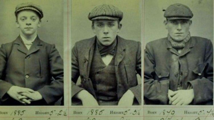 La banda de Shelby actuó en la última década del siglo XIX y principios del XX (Foto: Especial)
