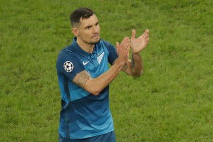 Lovren jugó en el Liverpool entre 2014 y 2020. Hoy se desempeña en el Zenit de San Petersburgo (REUTERS/Anton Vaganov)