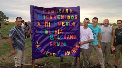 Las nuevas familias que llegaron a Colonia Belgrano lo hicieron con trabajo después de presentar sus propuestas y de recibir cursos y capacitaciones. El pueblo registró un crecimiento demográfico del 10 por ciento