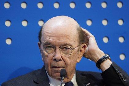El secretario de Comercio, Wilbur Ross (Reuters)