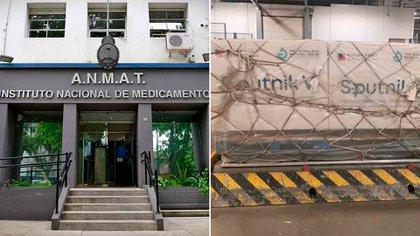 La ANMAT le recomendó al Miniterio de Salud aprobar la vacuna rusa Sputnik V, quien finalmente dio luz verde a este inoculante