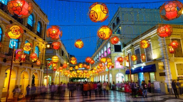 Macao es el único lugar de China donde el juego y la prostitución están autorizados (IStock)